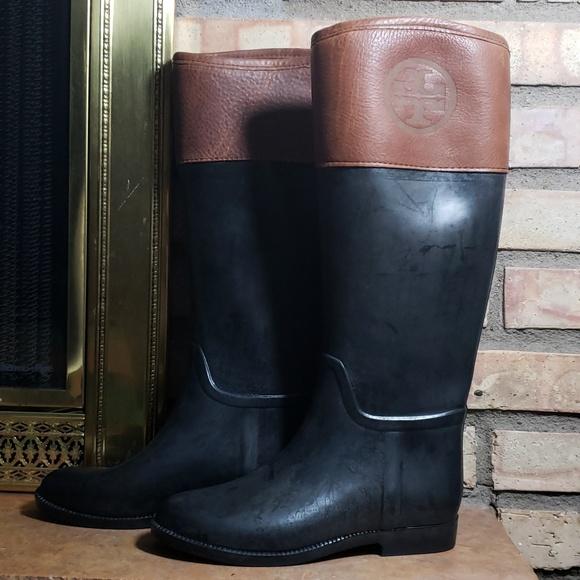 46082dd9656 7 Tory Burch Rain Boots. M 5bbf5bfad6dc52a8e65d26a6